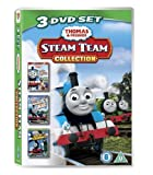 Thomas & Friends - Steam Team Collection (Splish, Splash, Splosh/Runaway Kite/Creaky Cranky) (UK Region 2 Format DVD)