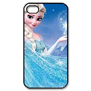 TOSOUL Customized Print Frozen Pattern Back Case for iPhone 4/4S