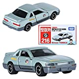 TAKARATOMY Deream Tomica 216 Initial D S13 Silvia Display Miniature Car Mini Car