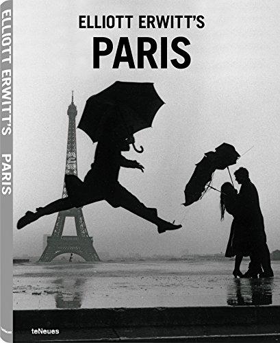 Elliott Erwitt's Paris - White Black Paris Photography