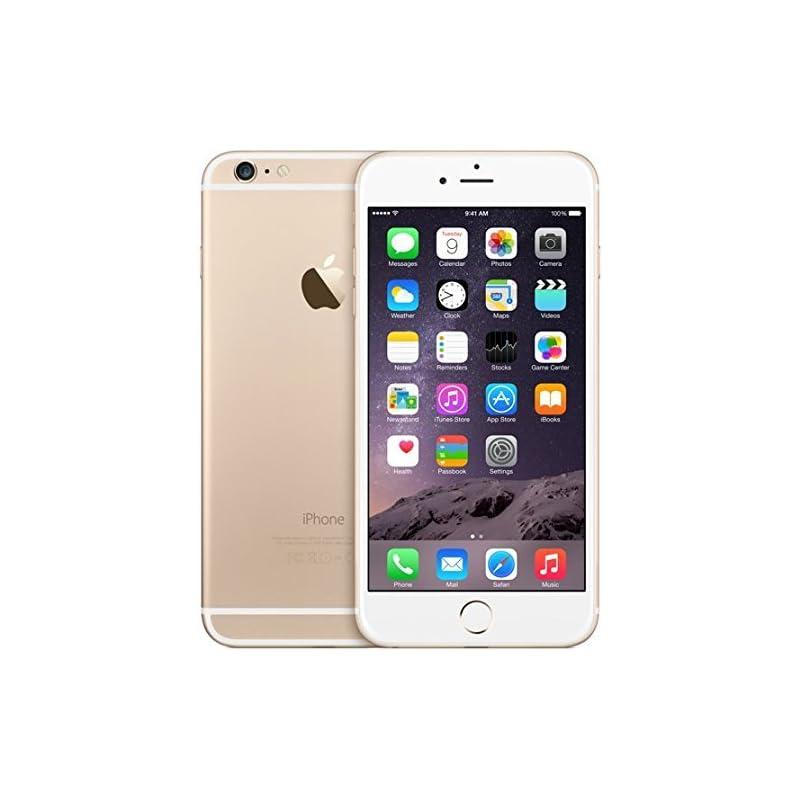 Apple iPhone 6 Plus Unlocked Cellphone,