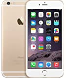 Apple iPhone 6 Plus Unlocked Cellphone, 128GB, Gold