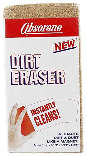Absorene Dirt Eraser Large Beige 1 3/4