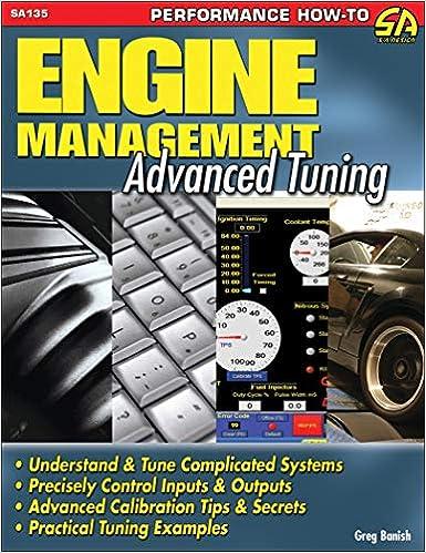 Engine Management: Advanced Tuning: Greg Banish