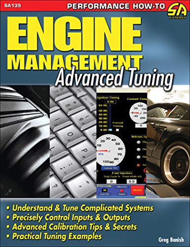 - Engine Management: Advanced Tuning
