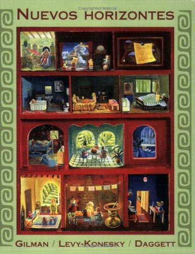 Nuevos Horizontes: Lengua, Conversación y Literatura (Spanish Edition)
