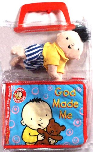 Read Online God Made Me (Baby Blessings) pdf epub