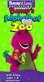 Barney's Alphabet Zoo [VHS]