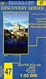 Front cover for the book Discovery Series 47: Galway, Offaly, Roscommon, Westmeath by Ordnance Survey Ireland