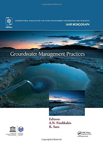 Groundwater Management Practices (IAHR Monographs)