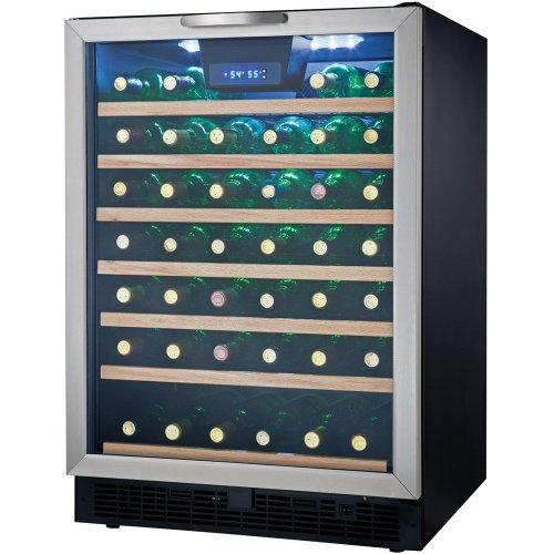 50 Bottle Wine Cooler - 7