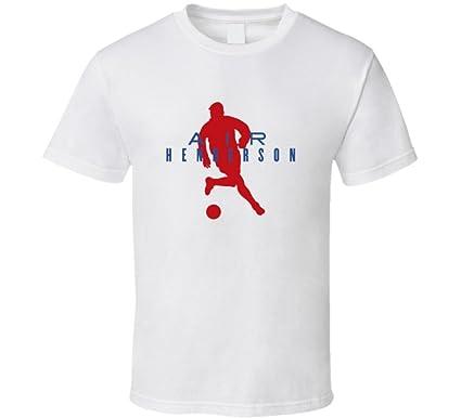 promo code 4566f 72877 Amazon.com: Air Jordan Henderson England World Cup 2018 ...
