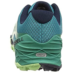 Merrell All Out Terra Light Women's Walking Shoes - SS16 - 8 - Blue