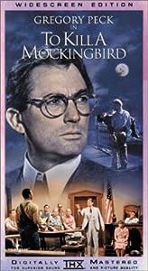 Amazon.com: To Kill a Mockingbird (Widescreen) [VHS]: Gregory Peck, John Megna, Frank Overton