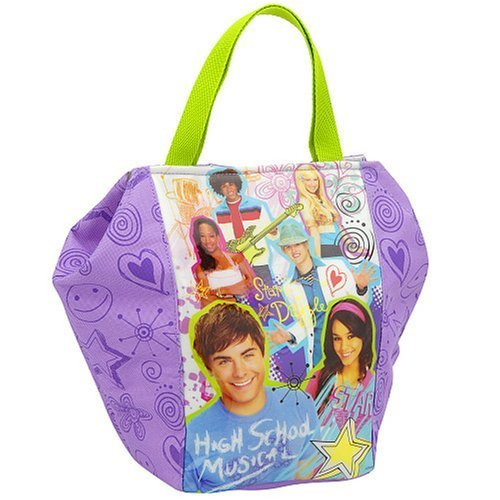 High School Musical Lunch Box - Disney's High School Musical - Lunch Tote