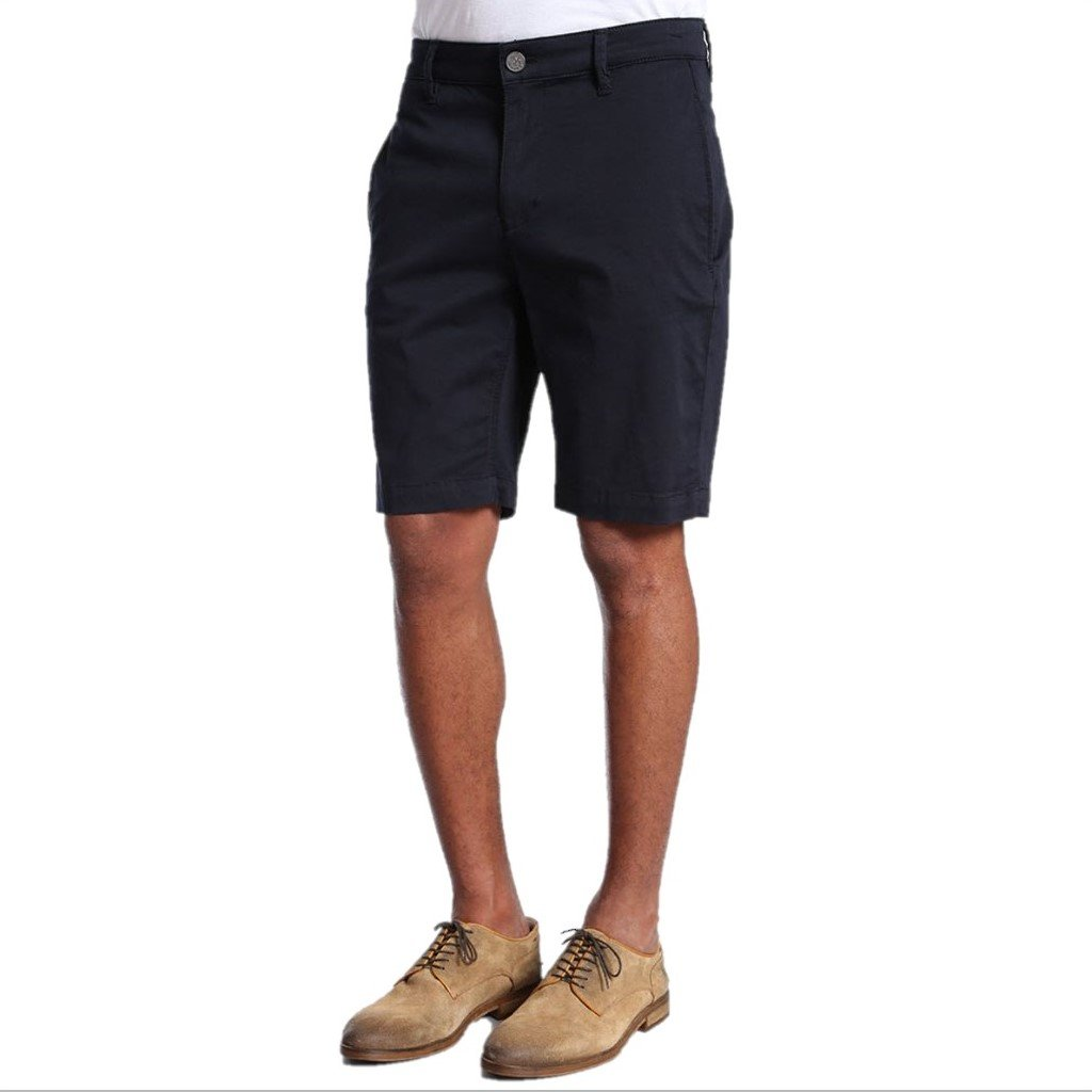 34 Heritage Men's Nevada Twill In Navy 9.5'' Inseam Navy 34W x 9.5L by 34 Heritage (Image #1)