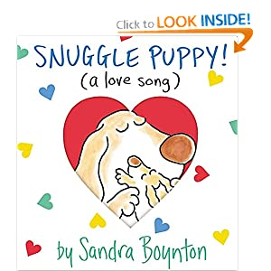Snuggle Puppy (Boynton on Board) Sandra Boynton