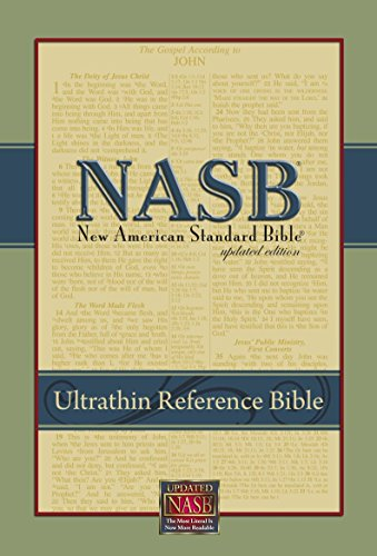 New American Standard Bible Updated Edition