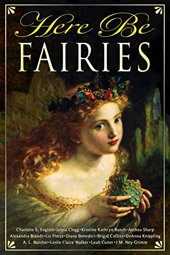 Here Be Fairies (Myth, Monsters And Mayhem Book 4)
