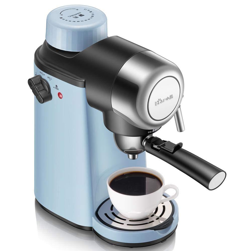 Acquisto Caffettiera elettrica Multifunzionale da 220 V Caffettiera elettrica Automatica ad Alta Pressione da 5 Bar EU/AU/Regno Unito Bollitore per Latte Prezzi offerta