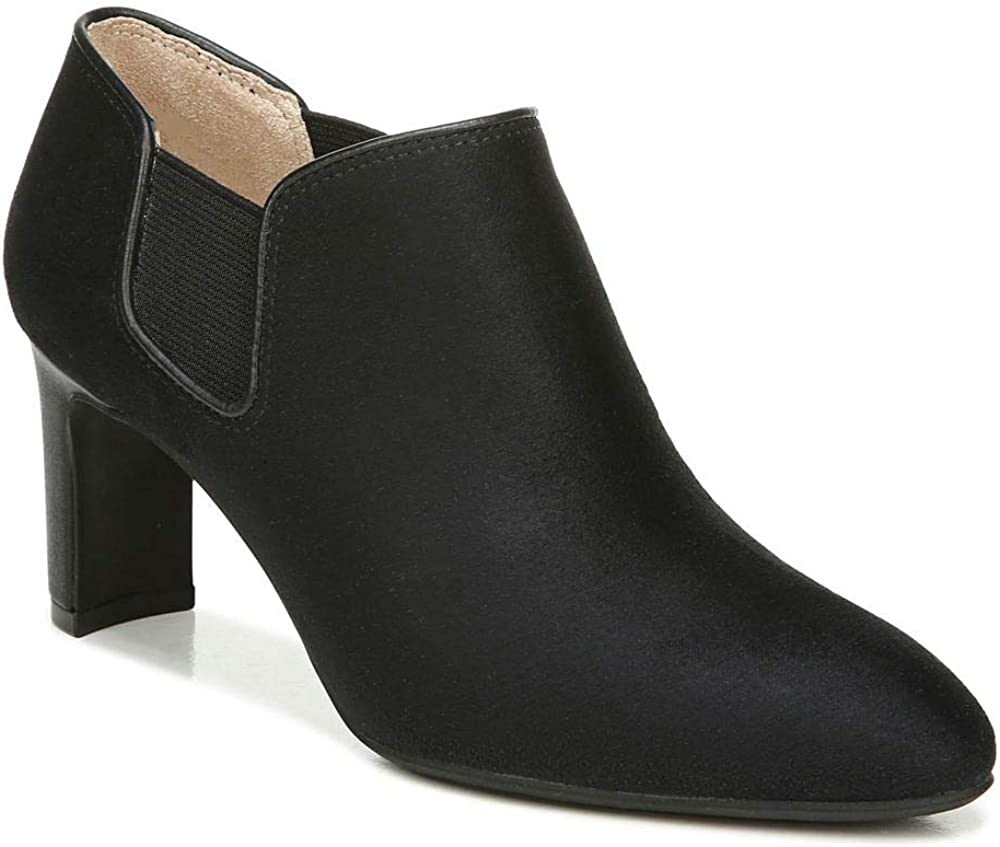 Excellence Life Stride Women's Gilmore Ankle 10 Wide Ranking TOP19 Boot Black