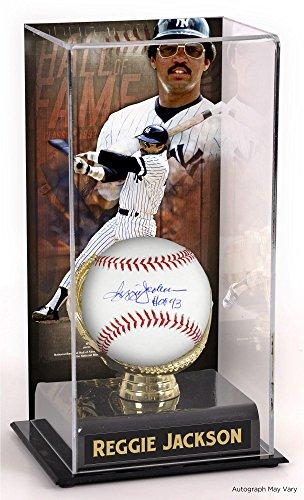 Reggie Jackson New York Yankees Autographed Baseball with
