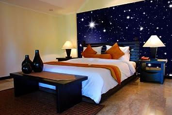 Fototapete sternenhimmel  Vliestapete Sternenhimmel VT19 Größe:400x280cm, Fototapete, Vlies ...