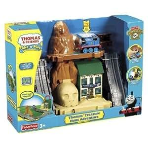 Thomas & Friends Take-n-Play Thomas' Treasure Hunt Adventure - EXCLUSIVE by Mattel