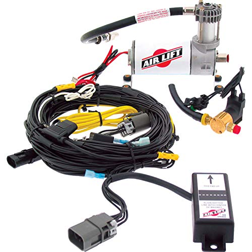 AIR LIFT 25430 SmartAir Dual Automatic Leveling System (Leveler Helper Spring)