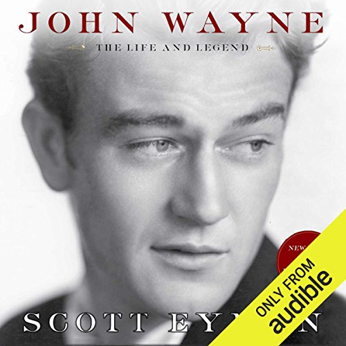 John Wayne: The Life and Legend cover