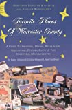 Favorite Places of Worcester County, Lawrence J. Abramoff, 0963627775