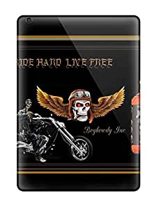 7337669K56117887 Hot Ride Hard Live Free First Grade Tpu Phone Case For Ipad Air Case Cover