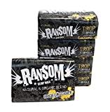 Ransom Tropical Surf Wax 5 Pack, White