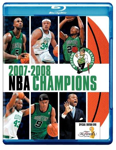 2007-2008 NBA Champions: Boston Celtics [Blu-ray] (Nba Blue Ray)