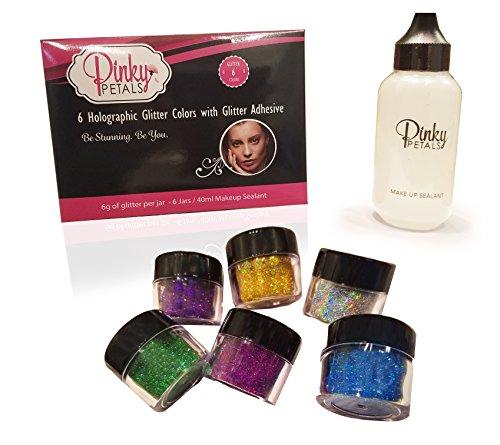 Dark Body Glitter - 6