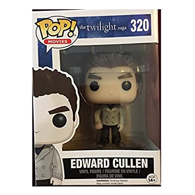 Funko 320 Pop – Twilight – Edward Cullen Sparkly - Limited Edition: Toys & Games