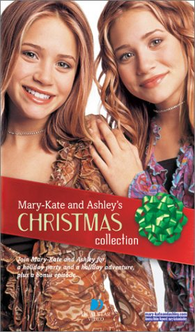 Amazon.com: Mary-Kate and Ashley's Christmas Collection [VHS ...
