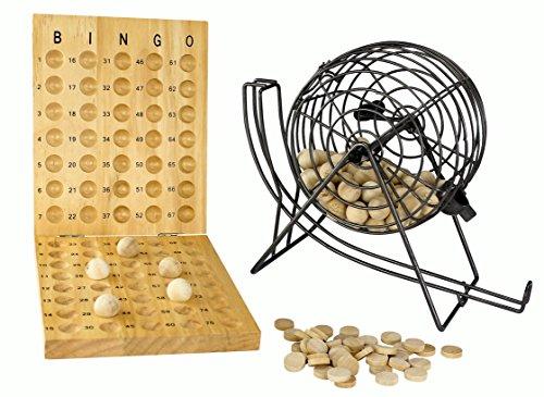 (Deluxe Wooden Bingo)