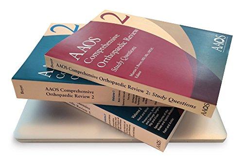 Comprehensive Orthopaedic Review 2 (3 volume set)