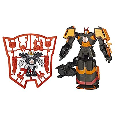 Transformers Robots in Disguise Mini-Con Deployers Autobot Drift and Jetstorm Figures: Toys & Games