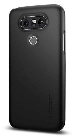 online store ca486 51961 Spigen Thin Fit Designed for LG G5 Case (2016) - Black