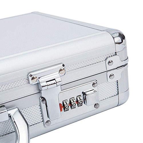 Lfhelper 266pcs Trial Lens Set with Aluminum Case Glass Metal Rim Lens by Lfhelper (Image #8)