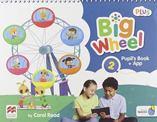 BIG WHEEL 2 Pb Pk Plus por LIBRO DEL ALUMNO