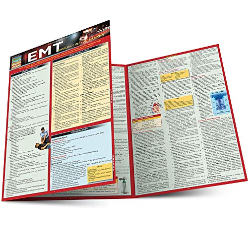 Emt Pocket - Emt- Emergency Medical Technician (Quick Study Academic)