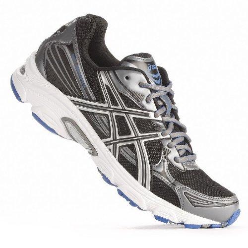 Black Gel-Galaxy 5 Trail Running Shoes - Men