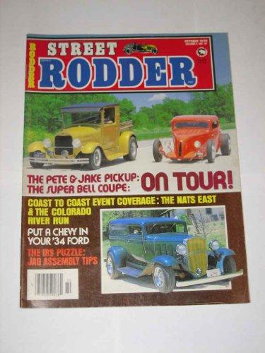 Street Rodder Magazine October 1978 Volume 7 #10