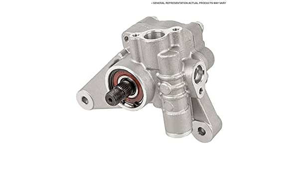 BuyAutoParts 86-02043R Remanufactured For Ford Falcon Mustang Thunderbird Mercury Power Steering Pump