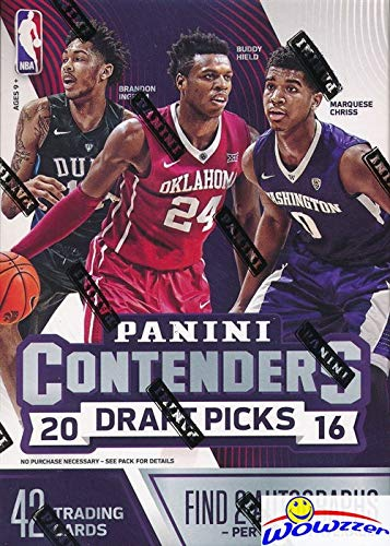 2016/2017 Panini Contenders Draft Picks Basketball for sale  Delivered anywhere in USA