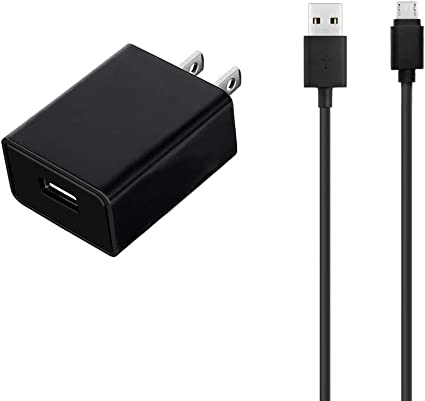 2.1A Wall AC Home Charger Adapter for Samsung Galaxy Tab E 9.6 SM-T560 Tablet