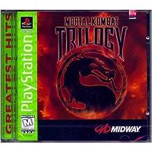 Mortal Kombat Trilogy - PlayStation